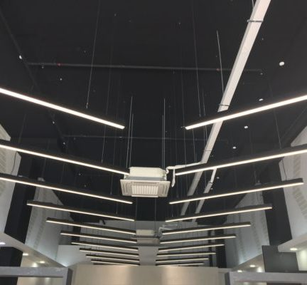 Decorative Linear Lights
