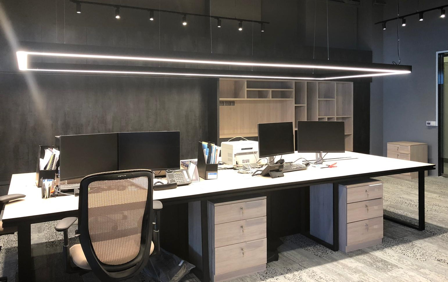 Office – Cross Linear Lights